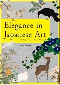 Momo Miyazaki - Elegance In Japanese Art - Edo Rinpa Bird and Flower Painting.