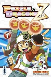 Momota Inoue - Puzzle & Dragons Z - tome 1.