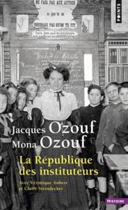 Mona Ozouf et Jacques Ozouf - .