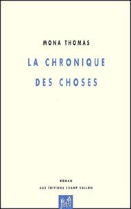 Mona Thomas - .