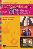 Mona Trudel et Suzanne Mongeau - L'accompagnement par l'art d'enfants gravement malades.