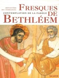 Monastère de l'Emmanuel - Fresques de Bethléem - Contemplation de la Parole.