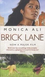 Monica Ali - Brick Lane - fim tie-in.