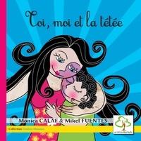 Mònica Calaf et Mikel Fuentes - Toi, moi et la tétée.