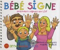 Monica Companys et Angelika Trabelsi - Bébé signe - Premiers signes en LSF.
