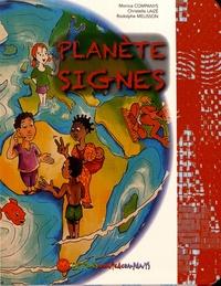 Monica Companys et Christelle Laizé - Planète signes.