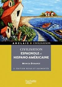 Monica Dorange - Civilisation espagnole et hispano-américaine.