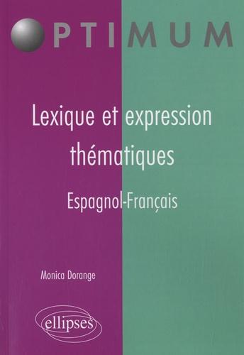 Lexique et expression thématiques espagnol-français