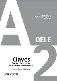 Preparación al Diploma de Español DELE A2 - Claves.pdf