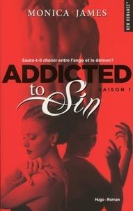 Monica James - NEW ROMANCE  : Addicted to sin Saison 1 Episode 2.