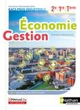 Monica Manzi et Valérie Paponneau - Economie et gestion 2de/1re/Tle Bacs pros industriels.
