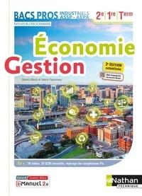 Monica Manzi et Valérie Paponneau - Economie Gestion 2e/1re/Term Bacs Pros Industriels ASSP - AEPA.