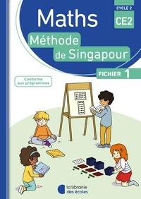 Monica Neagoy et Françoise Bourhis-Lainé - Mathématiques CE2 Cycle 2 Méthode de Singapour - Fichier 1.