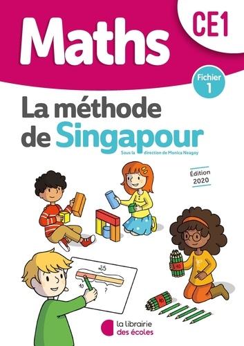 Maths CE1 La méthode de Singapour. Fichier 1  Edition 2020
