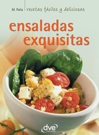 Monica Palla - Ensaladas exquisitas.