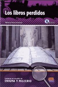 Monica Parra Asensio - Los libros perdidos. 1 CD audio