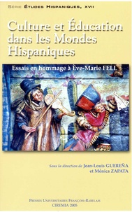 Mónica Zapata - Culture et éducation dans les mondes hispaniques.
