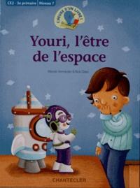 Moniek Vermeulen - Youri, l'être de l'espace.