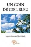Monik Hascoet Medjedoub - Un coin de ciel bleu.