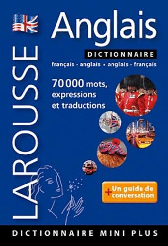 Monika Al Mourabit et Marc Chabrier - Larousse mini dictionnaire - Français - anglais, anglais - français.