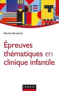 Deedr.fr Epreuves thématiques en clinique infantile Image