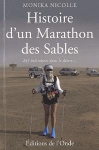 Accentsonline.fr Histoire d'un Marathon des Sables - 245 kilomètres dans le désert... Pour se mesurer à soi-même Image