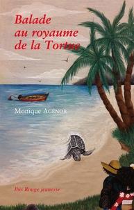 Monique Agénor - Balade au royaume de la tortue.