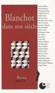 Monique Antelme et Gisèle Berkman - Blanchot dans son siècle - Colloque de Cerisy.