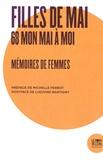 Monique Bauer - Filles de Mai - 68 mon Mai à moi. Mémoires de femmes.