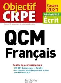 Monique Bazin - QCM Français - Admissibilité Ecrit.