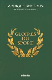 Monique Berlioux - Gloires du sport.