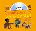 Monique Bermond et May d' Alençon - 3 contes du Père Castor d'Afrique. 1 CD audio
