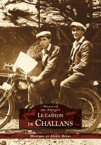 Monique Bétus et Alexis Bétus - Le canton de Challans.
