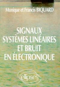 Alixetmika.fr SIGNAUX, SYSTEMES LINEAIRES ET BRUIT EN ELECTRONIQUE Image