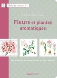Monique Bonnin et Véronique Enginger - Fleurs et plantes aromatiques - Des centaines de motifs à broder au point de croix.