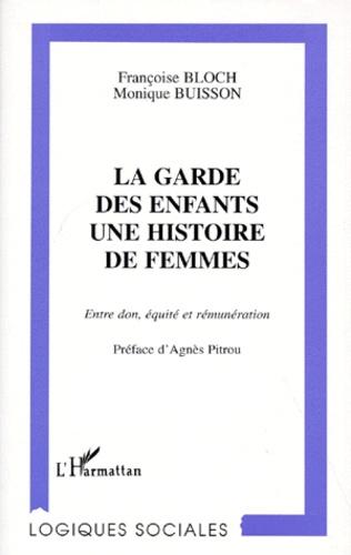 Monique Buisson et Françoise Bloch - .