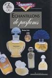 Monique Cabré et Vincent Vidal - Échantillons de parfums.