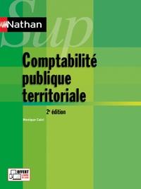 Monique Calvi - Comptabilité publique territoriale.