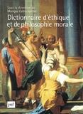 Monique Canto-Sperber et  Collectif - Dictionnaire d'éthique et de philosophie morale - Coffret en 2 volumes.