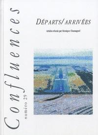 Monique Chassagnol - Départs / Arrivées.