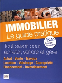 Immobilier- Le guide pratique - Monique Ciprut pdf epub