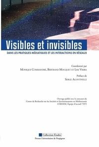 Monique Commandré et Bertrand Mocquet - Visibles et invisibles dans les pratiques médiatiques et les interactions en réseaux.