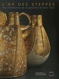 Monique Crick - L'Or des Steppes - Arts somptuaires de la dynastie Liao (907-1125).