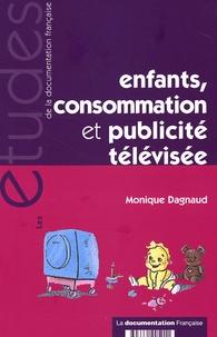 Monique Dagnaud - Enfants, consommation et publicité télévisée : numéro hors série des Etudes de la DF.