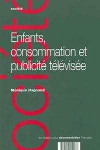 Enfants, consommation et publicité télévisée - Monique Dagnaud | Showmesound.org