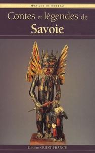 Monique de Huertas - Contes et légendes de Savoie.