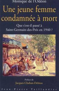 Monique de L'Odéon - .