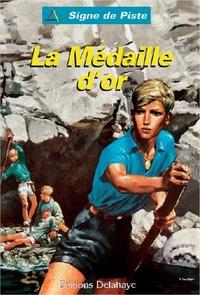Monique Déchaud-Pérouze - La médaille d'or.