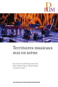 Monique Desroches et Marie-Hélène Pichette - Territoires musicaux mis en scène.