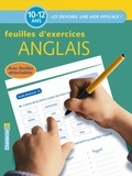 Monique Dijkstra-Maliepaard - Feuilles d'exercices anglais - 10-12 ans.